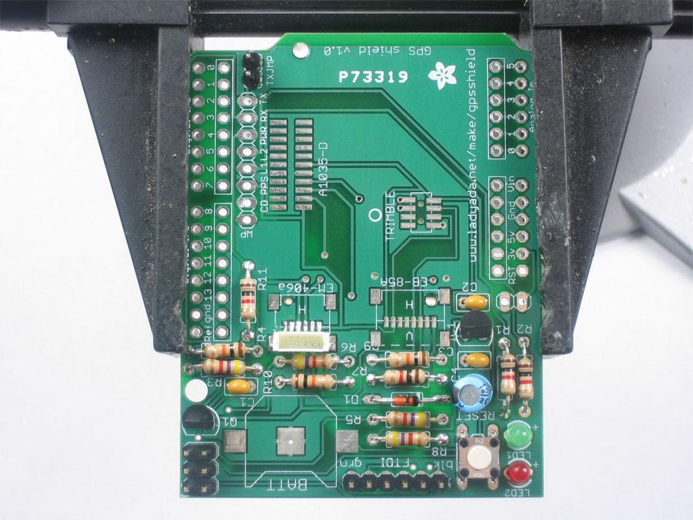 gps datalogging shield for arduino rh ladyada net