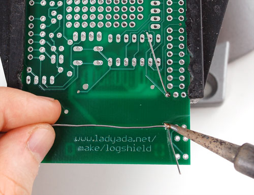 Logger Shield: Datalogging for Arduino