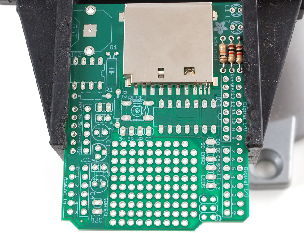 logger shield datalogging for arduino 6 steps (with pictures) at enhanced keyboard hardware history timeline timetoast