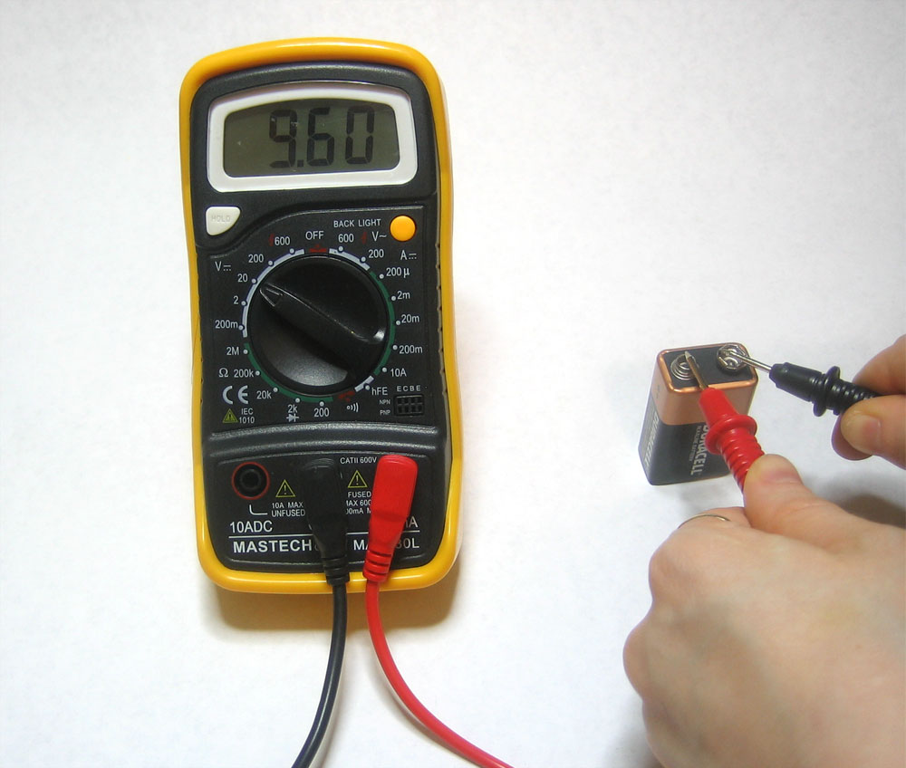 multimeter tutorial how to measure voltage in the. Black Bedroom Furniture Sets. Home Design Ideas