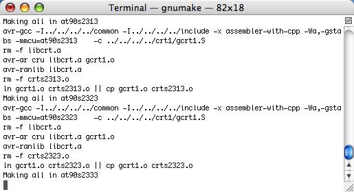 avr tutorial software setup for unix linux rh ladyada net avr libc user manual 1.8.0 www nongnu org avr libc user manual modules html