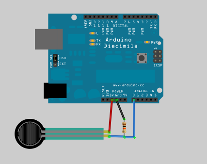 Load Cell Car Seat Arduino