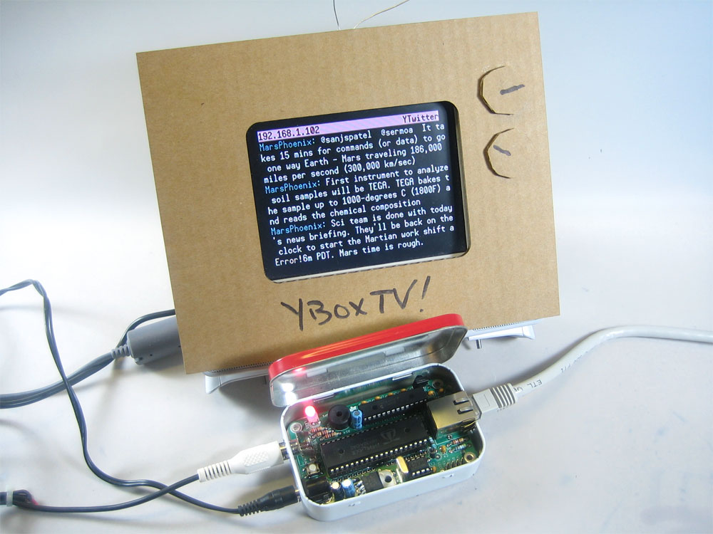 Build Your Own Tv Kit Mycoffeepot Org