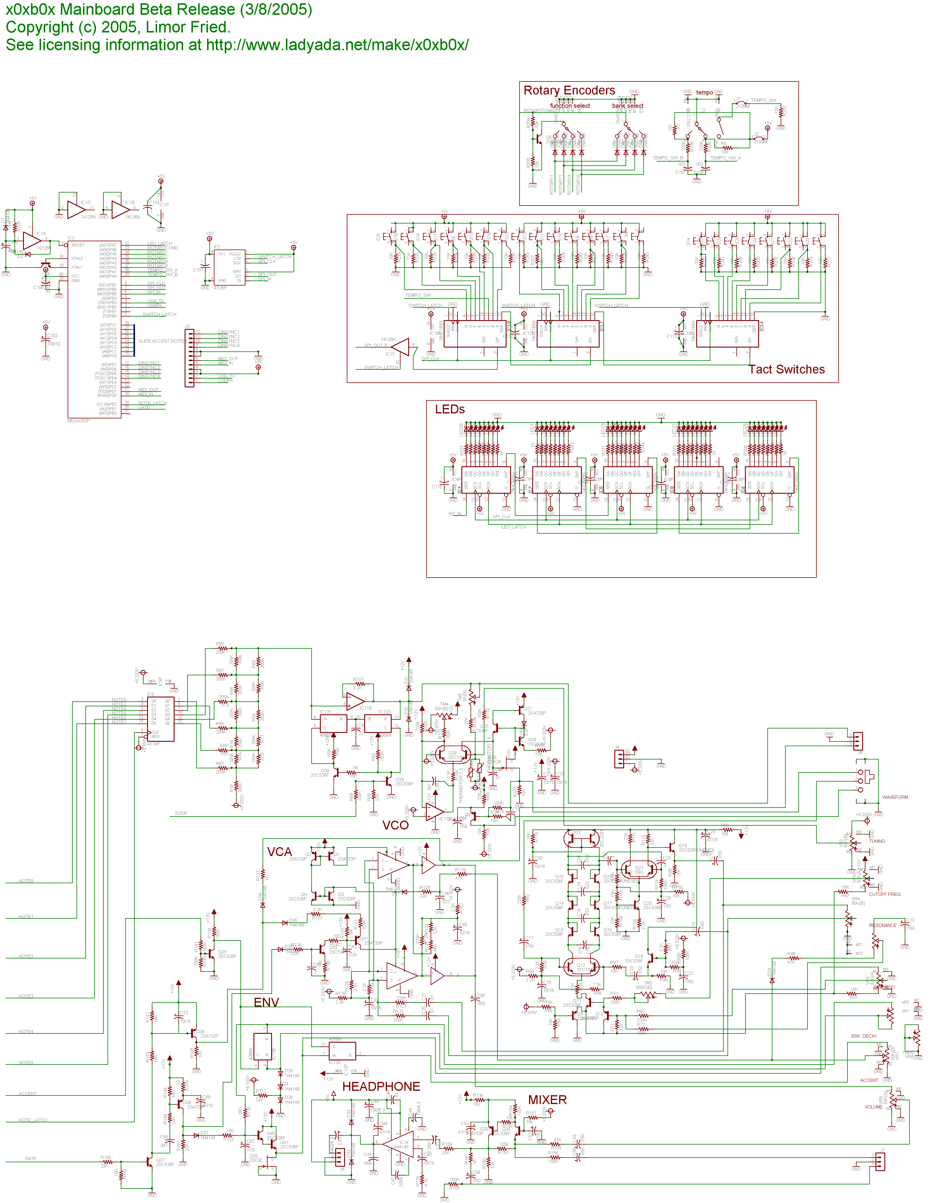 X0xb0x Panel Board Wiring Software Schematic