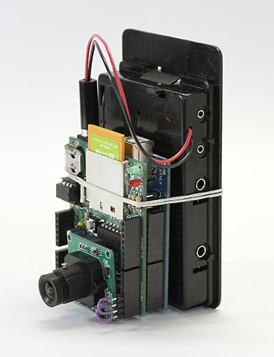 Internet of Things Camera
