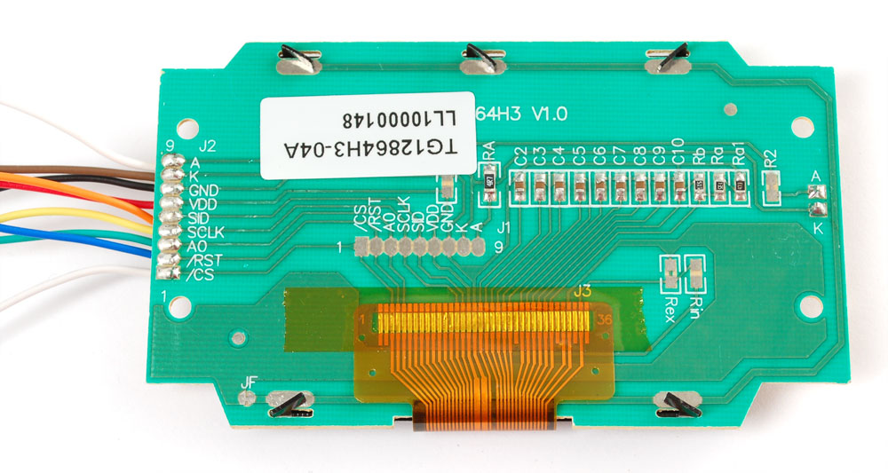 ST7565 LCD tutorial