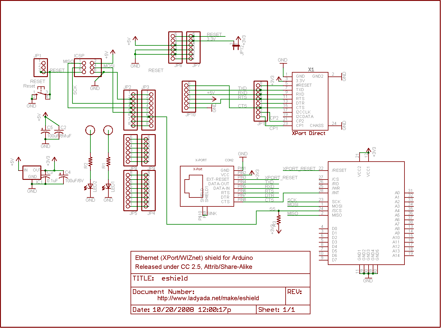 Arduino Shield Circuit Diagram Wiring Electricity Basics L293d Pin Ethernet Rh Ladyada Net Wifi Uno